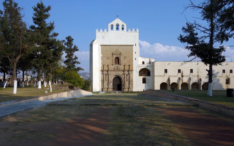 Convento San Agustín de Acolman, mediados del siglo XVI.