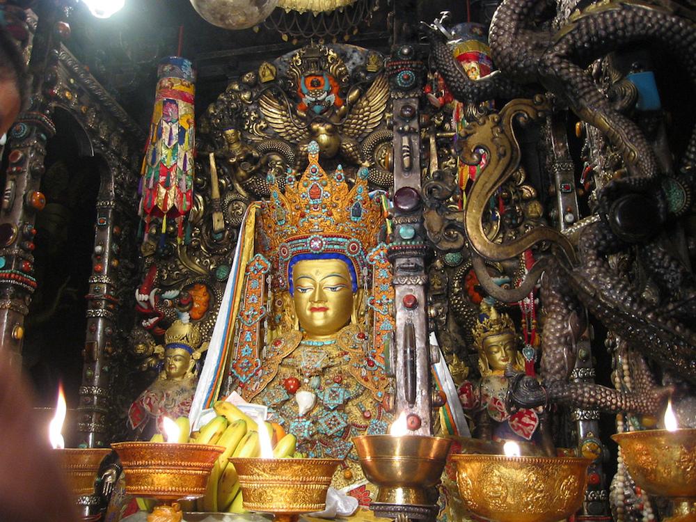 Jowo Rinpoche, Jokhang Temple, Tibet (article)   Khan Academy