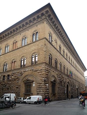 Michelozzo, Palazzo Medici, Florence 1445-60