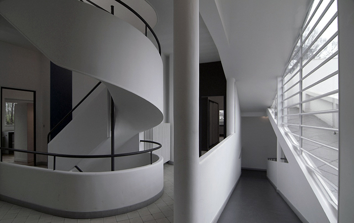 Le Corbusier Villa Savoye Article Khan Academy