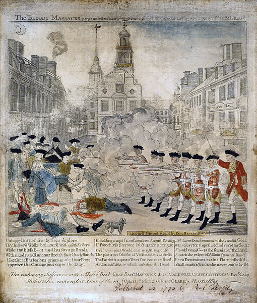 The Boston Massacre Article Khan Academy