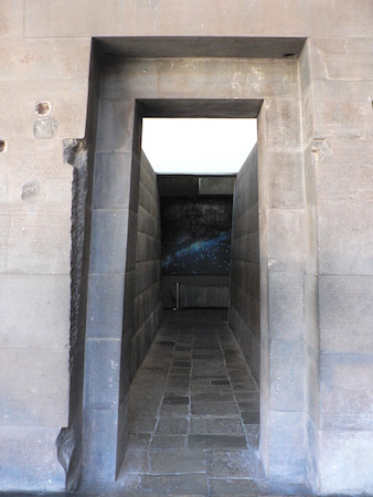 Double-jambed door, Qorikancha, Cusco, c. 1440-1540, photo by the author (CC BY-NC-SA 2.0)