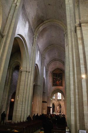 Interior, Saint Trophime