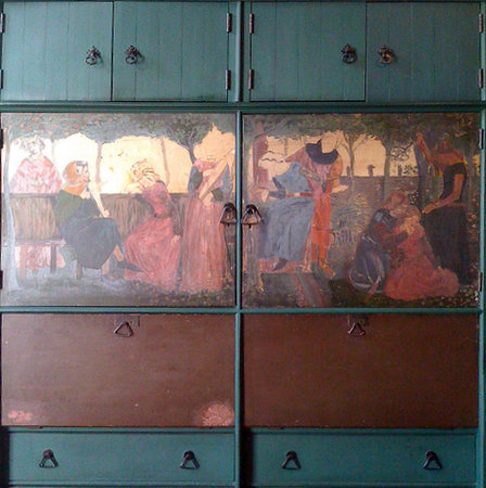 William Morris And Philip Webb Red House Article Khan