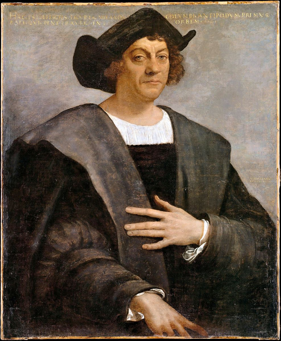 what was christopher columbus motivation
