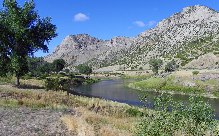 Natural Resources Shoshone