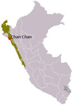 Chan Chan Peru Map.Chimu Culture An Introduction Article Khan Academy