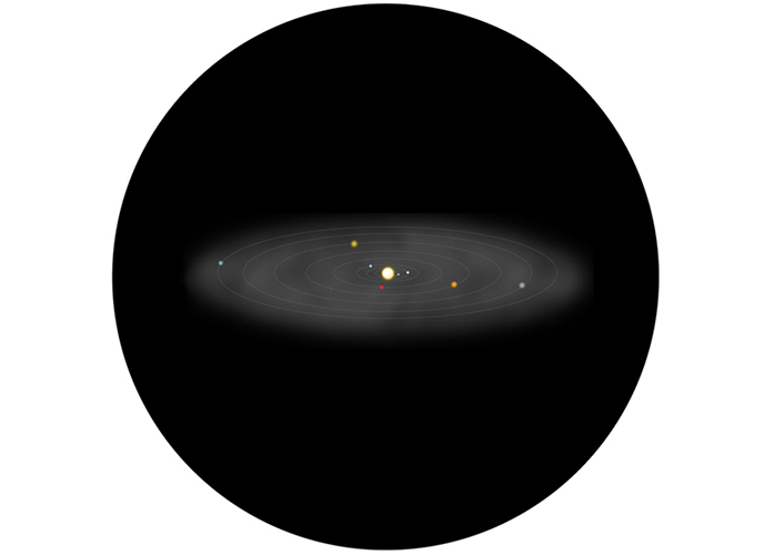 how were planets formed - photo #37