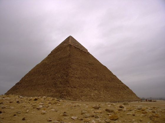 The Great Pyramids Of Giza Article Khan Academy