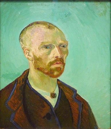 Van Gogh Self Portrait With Bandaged Ear Artykuł Khan