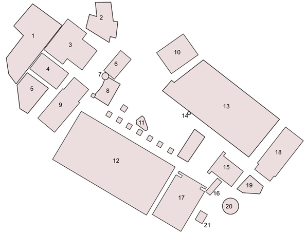 The Forum Romanum in the Imperial Period