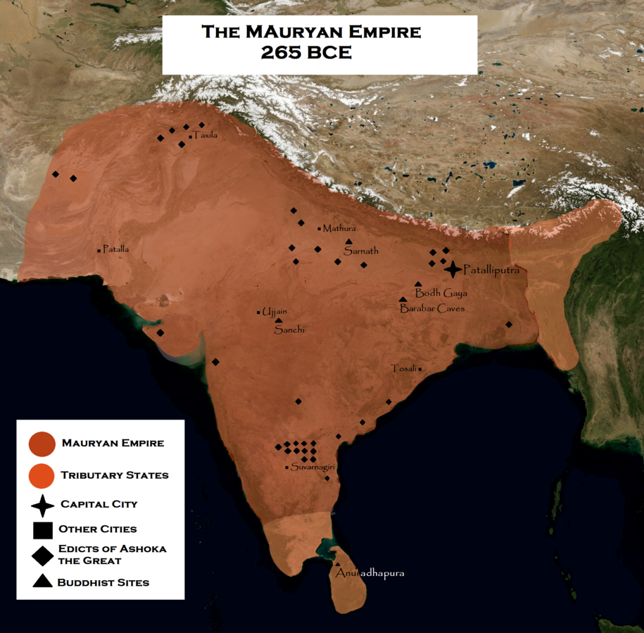 The Maurya and Gupta Empires (article) | Khan Academy