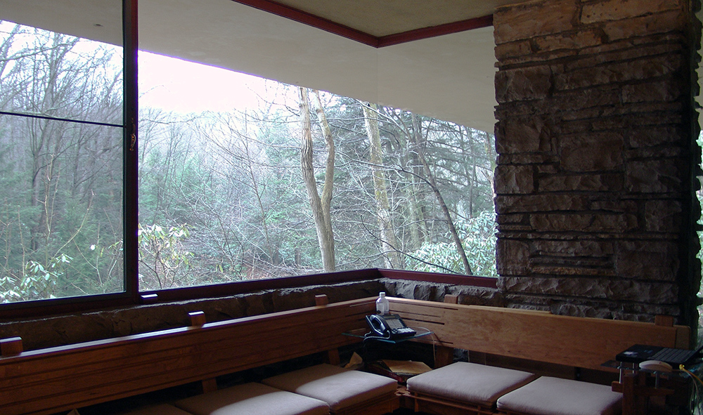 Fallingwater by Frank Lloyd Wright article
