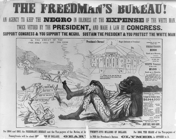 The Freedmens Bureau Article Khan Academy