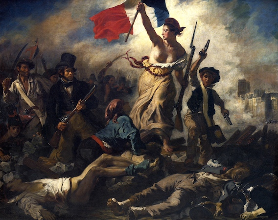 Impact of french revolution on romanticism