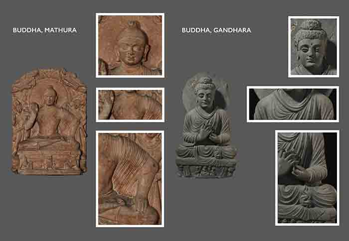 A Buddha From Mathura Article South Asia Khan Academy