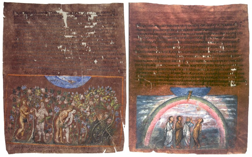 Ancient Scroll Concept Art