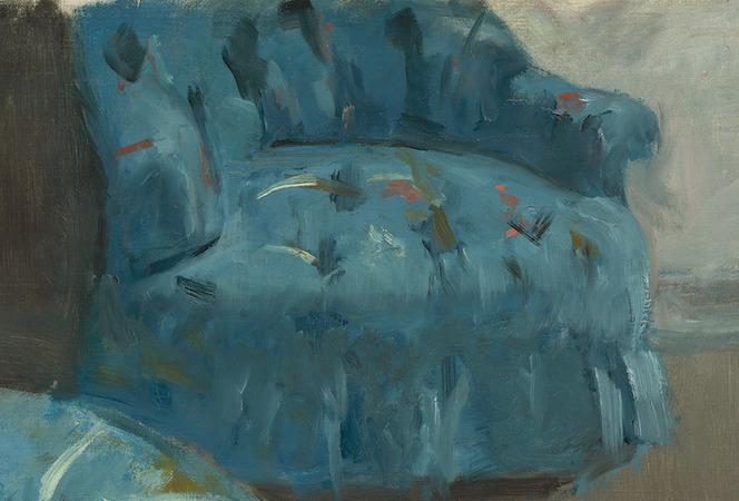 cassatt, little girl in a blue armchair (article) khan academychair (detail), mary cassatt, little girl in a blue armchair, 1878