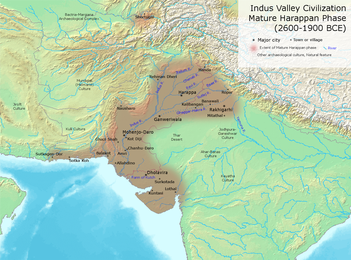 Indus River Valley civilizations (article) | Khan Academy