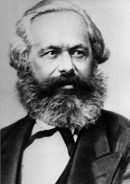 Karl marx essay on capitalism