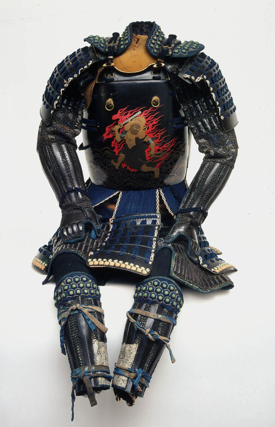 Cool 4 Armed Samurai Art