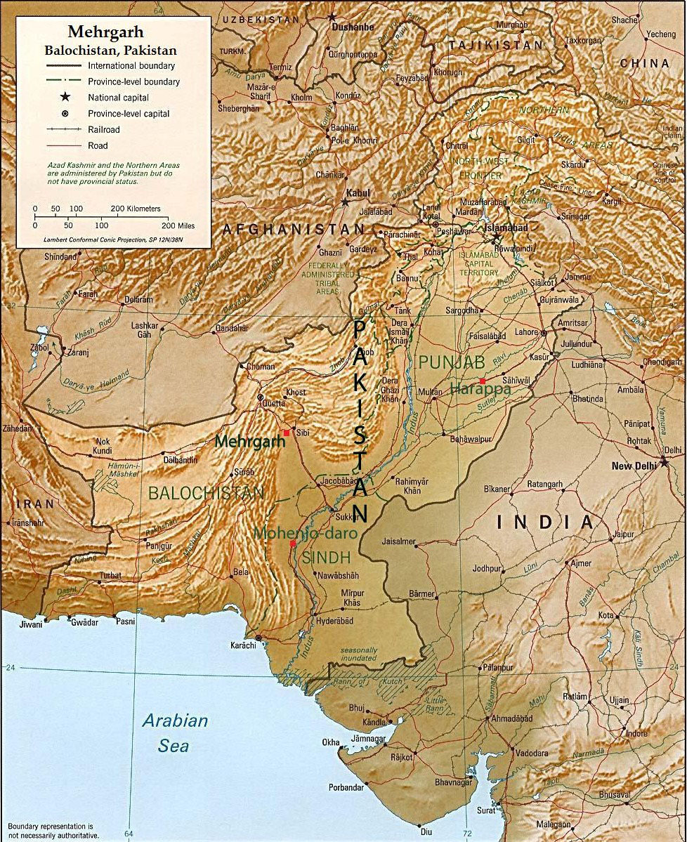 indus river valley civilization agriculture