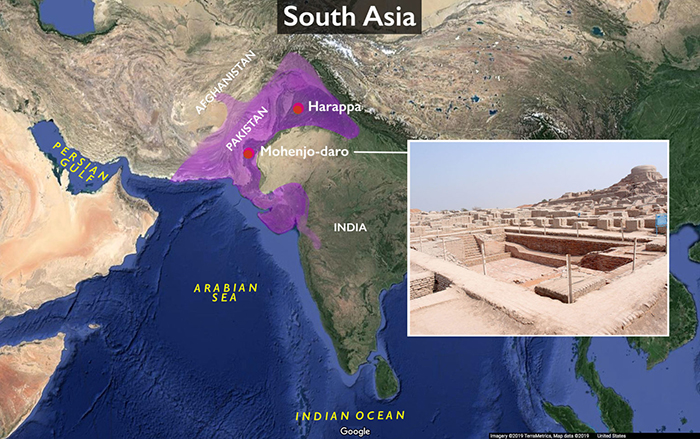 An Indus Seal Article South Asia Khan Academy