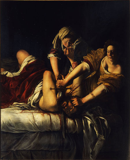 Gentileschi, Judith Slaying Holofernes (article) | Khan Academy