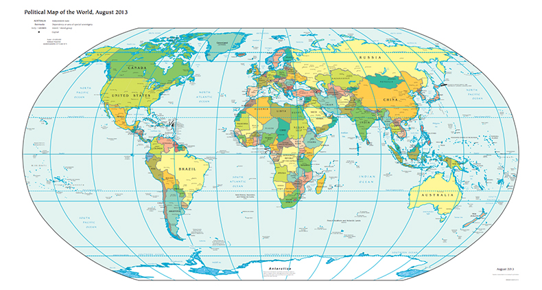 World Map United States Of America.What Maps Tell Us Article Start Here Khan Academy