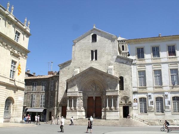 Saint Trophime, Arles, 12th - 15th century