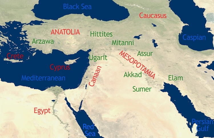 The Cradle Of Civilization Article Khan Academy