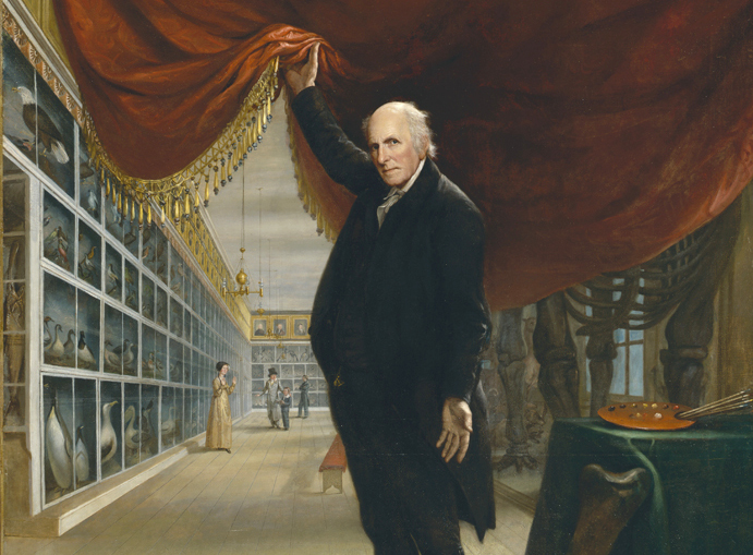 Image result for The Artist in His Museum by Charles Wilson Peale