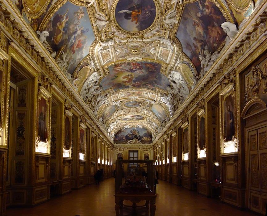 Museums And Politics The Louvre Paris Article Khan Academy