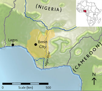 The Kingdom of Benin (article) | Nigeria | Khan Academy on mali map, african kingdoms map, ancient benin map, sahel map, ancient songhai map, sudan map, ashanti kingdom map, lagos africa map, benin republic map, zimbabwe kingdom map, benin empire map, sokoto kingdom map, benin political map, kingdom of ghana, bulgaria map, bermuda map, benin city map, kingdom of songhai history, current front map, angola map,