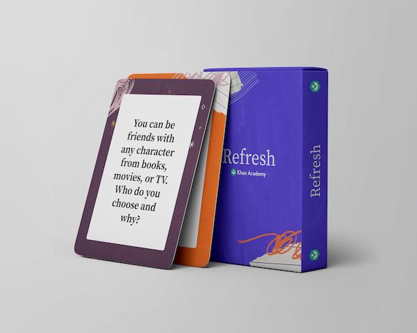 Khan Refresh Cards
