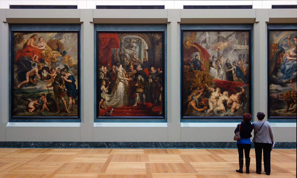 Art Historical Definitions Of Painting