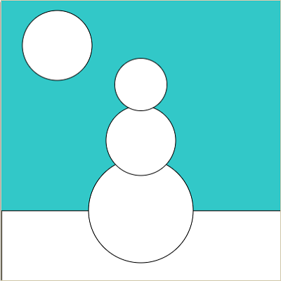 Challenge: Sunny snowy day | Drawing with code | Hour of Code ...
