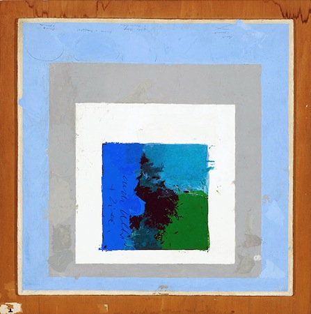 Josef Albers Homage To The Square Ascending