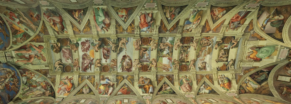 9627a98d4c9 Ceiling of the Sistine Chapel (article)