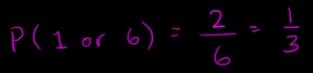 Probability formula applied