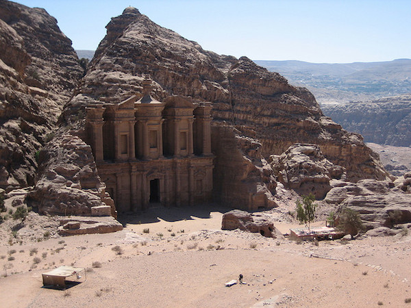 The Monastery, or ed-Deir, Petra (Jordan)