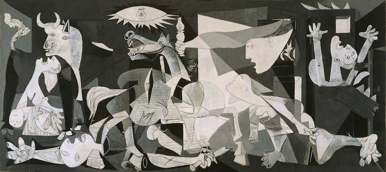 Guernica By Pablo Picasso Article Khan Academy