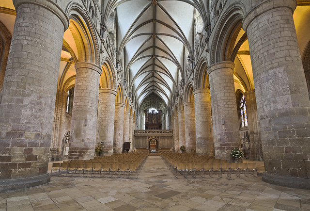 A beginner 39 s guide to romanesque architecture article for Cathedral ceiling definition