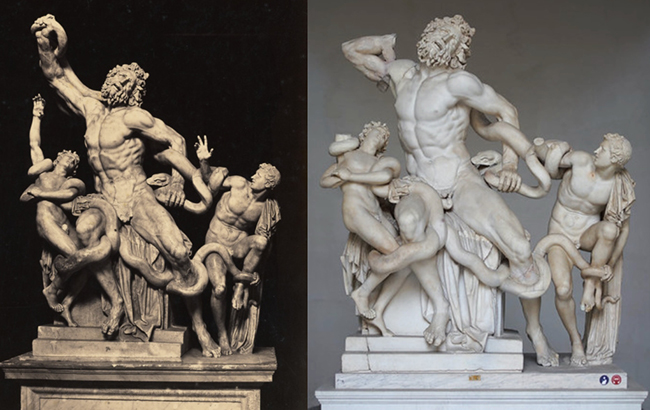 Restoring Ancient Sculpture In Baroque Rome Article Khan Academy