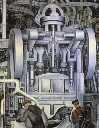 Rivera, Detroit Industry Murals (article)   Khan Academy