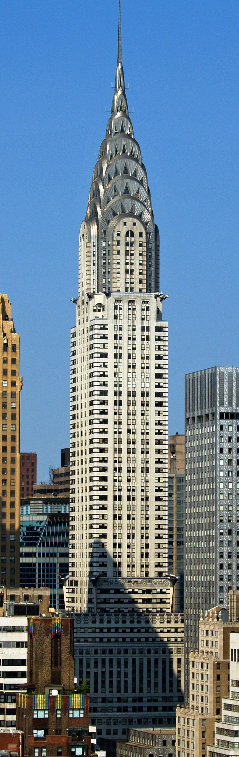 Van Alen, The Chrysler Building (article) | Khan Academy