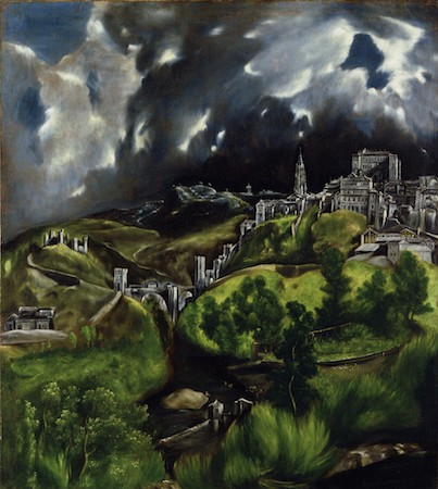El Greco, View of Toledo (article) | Khan Academy