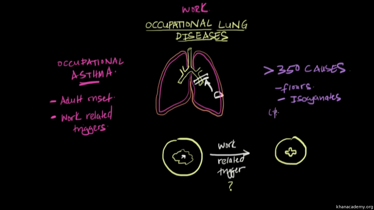 Respiratory system diseases | Health and medicine | Science | Khan