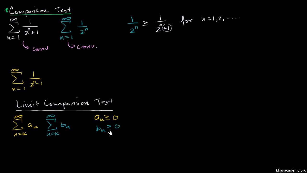 Series | Calculus 2 | Math | Khan Academy