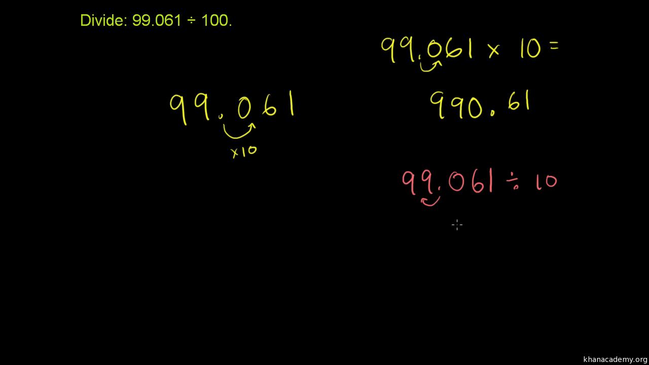 place value and decimals  th grade  math  khan academy